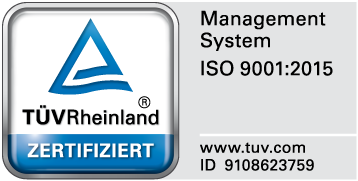 Schwardt Insurance Broker is a TÜV qualified company